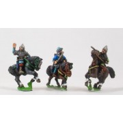 Generic Eastern European: Command: Mounted Generals/ Officers pas cher