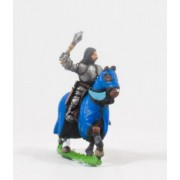 Generic Eastern European: Mounted Generals / Officers in Plate Armour, on Barded Horse pas cher