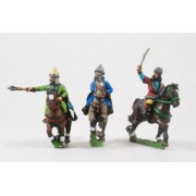Generic Eastern European: Light Cavalry Officers pas cher