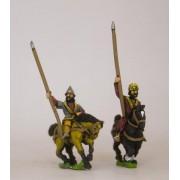 Generic Eastern European: Light Cavalry Standard Bearers pas cher