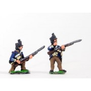 AWI American: Light Infantry in later Helmets pas cher