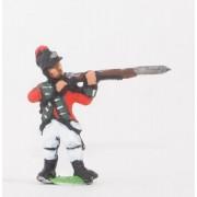 AWI British: Light Infantry firing pas cher