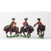 AWI British: Mounted General and Staff pas cher