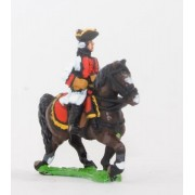 Seven Years War Austrian: Command: Mounted Infantry Officers pas cher