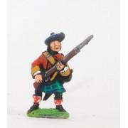 Seven Years War British: Scots Musketeer pas cher
