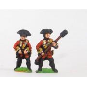 Seven Years War British: Artillerymen pas cher