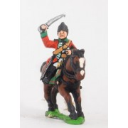 Seven Years War British: Light Dragoons pas cher