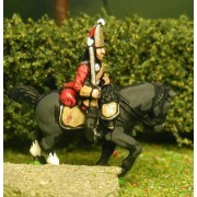 Seven Years War British: Mounted Grenadier pas cher