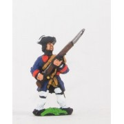 Seven Years War British in Canada: Militia in Uniforms pas cher