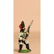 Seven Years War French: Grenadier advancing in Bearskin pas cher