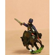 Seven Years War French: Hussars in Mirliton pas cher