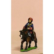 Seven Years War French: Dragoons in Bonnet pas cher
