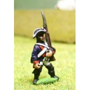 Seven Years War Prussian: Musketeer advancing pas cher