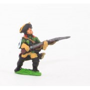 Seven Years War Prussian: Jager advancing pas cher