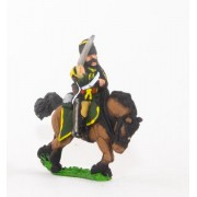 Seven Years War Prussian: Hussar in Mirliton pas cher