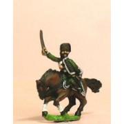 Seven Years War Prussian: Hussar in Fur Cap pas cher