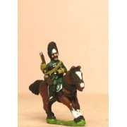 Seven Years War Prussian: Von Kliest Dragoon in Fur cap (use SYP18 for command) pas cher