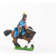 Seven Years War Prussian: Von Klieet Hussar pas cher