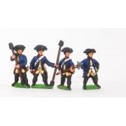 Seven Years War Prussian: Artillerymen pas cher