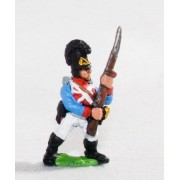 Bavarian 1805-14: Line Grenadiers or Jagers: At the ready pas cher