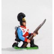 Bavarian 1805-14: Line Grenadiers or Jagers: Kneeling ready pas cher