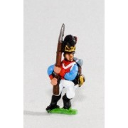 Bavarian 1805-14: Line Grenadiers or Jagers: Advancing with Musket upright pas cher