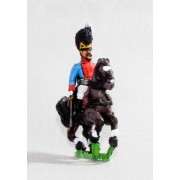 Bavarian 1805-14: Command: Mounted Infantry Officer pas cher