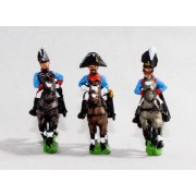 Bavarian 1805-14: Command: General & Staff Officers pas cher