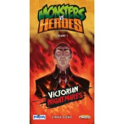 Victorian Nightmares - Monsters vs. Heroes Vol 1