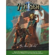 7th Sea 2nd Ed. - The New World pas cher