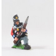 British 1814-15: Line infantry kneeling / at the ready pas cher
