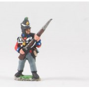 British 1814-15: Grenadier or Light Coy with Musket 45 degrees pas cher