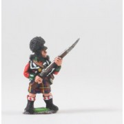 British 1814-15: Highlander at the ready pas cher