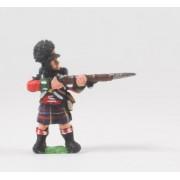 British 1814-15: Grenadier or Light Coy firing pas cher