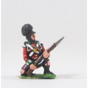 British 1814-15: Grenadier or Lght Coy kneeling / ready pas cher