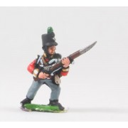 British 1814-15: Light Infantryman advancing pas cher