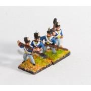 British 1814-15: Foot Artillerymen pas cher
