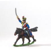 British Cavalry: Light Dragoon pas cher
