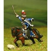 British Cavalry: Hussar pas cher