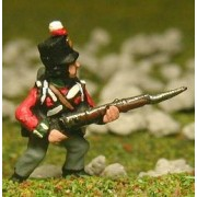 British Infantry 1800-13: Line Infantry in Stovepipe Shako, advancing pas cher