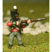 British Infantry 1800-13: Line Infantry in Stovepipe Shako, firing pas cher