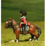 British Cavalry 1800-13: Heavy Cavalry in Bicorne pas cher