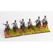 British Cavalry 1800-13: Light Dragoon in Tarleton pas cher
