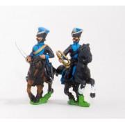 Brunswick: Command: Lancer Officer & Trumpeter pas cher