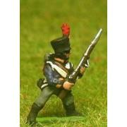 Dutch Belgian 1814-15: Dutch Grenadier at the ready pas cher