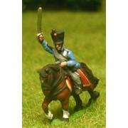 Dutch Belgian 1814-15: Hussar pas cher