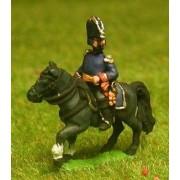 Dutch Belgian 1814-15: Command: Staff Officers pas cher