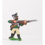 Russian 1813-15: Line Infantryman firing pas cher