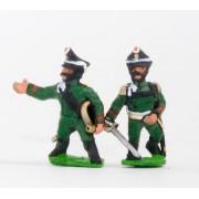 Russian 1813-15: Command: Jager Officer & Hornblower pas cher