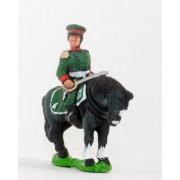 Russian 1813-15: Command: Mounted Infantry Officer pas cher